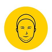 DANNYLEE Aesthetics Orange Peel Chin