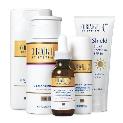 Obagi-C Rx System - Normal to Oily Skin (Prescription)