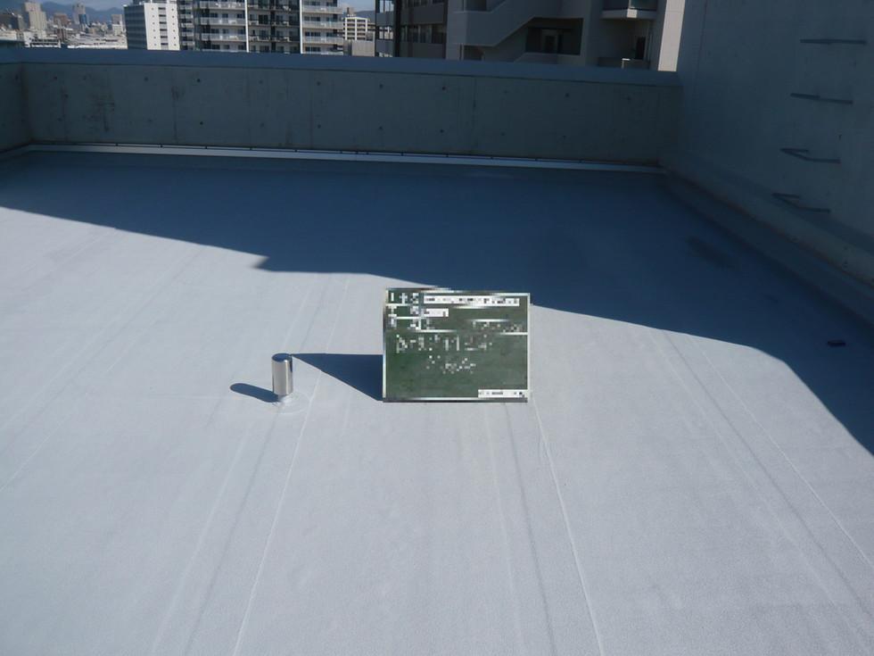 広島市営住宅屋上防水改修