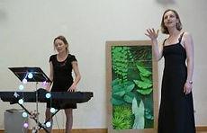 Zofia RIEGER et Pauline MAHARAUX