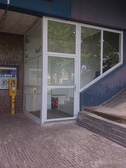 Noorderstation Groningen ©walburgis