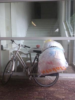 vervoer materiaal ©walburgis
