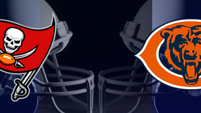 Buccaneers vs. Bears - Week 5