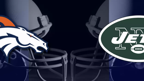 Denver Broncos vs. New York Jets - Week 4