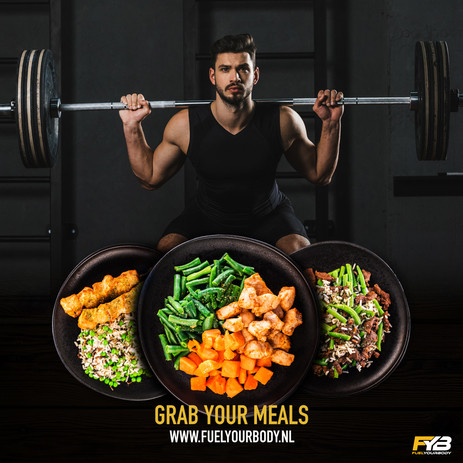 Advertisement image Fuel Your Body
