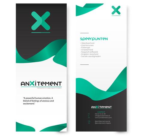 Banner Design Anxitement