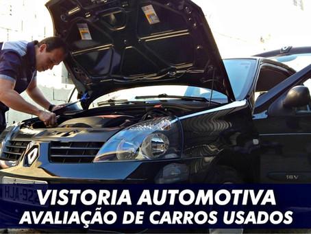Personal Car | Avaliação de carro usado | Vistoria e Perícia