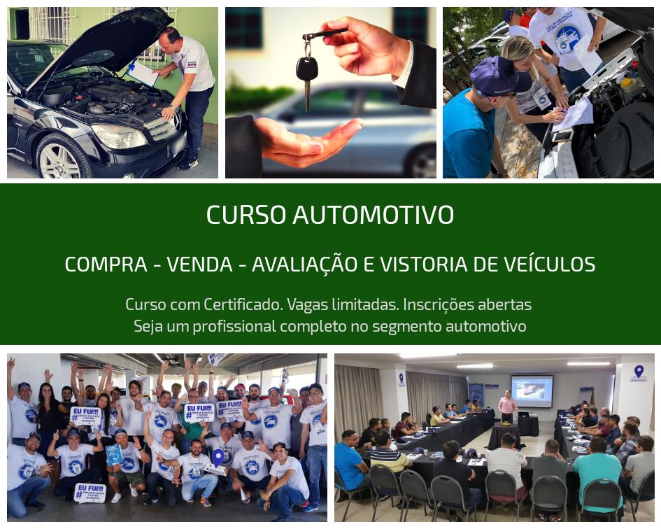 curso de personal car automotivo