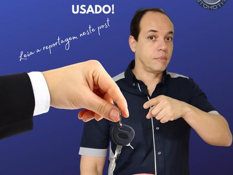 CUIDADO COM OS GOLPES NA HORA DE COMPRAR UM CARRO USADO!