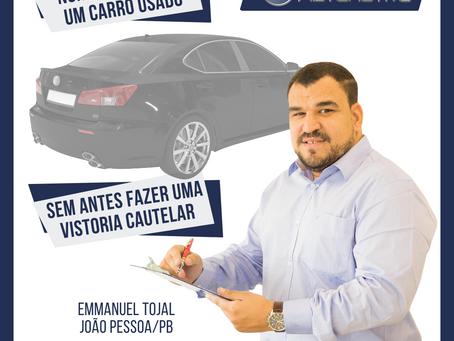 Unidade Franqueada - João Pessoa - Paraíba - Perito Automotivo®