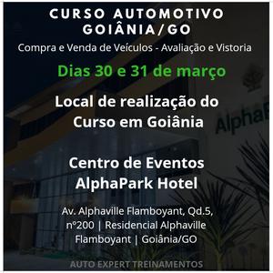 Curso Goiânia 2019