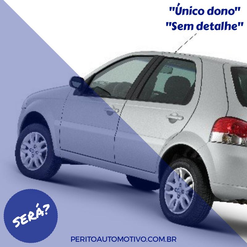 Serviço de vistoria veicular em Belo Horizonte - Perito Automotivo