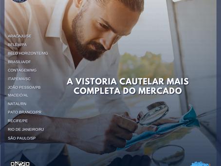 Vistoria Cautelar Veicular - Perito Automotivo ®