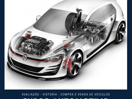 Curso Automotivo - Compra e Venda de Veículos - Avaliação e Vistoria Veicular