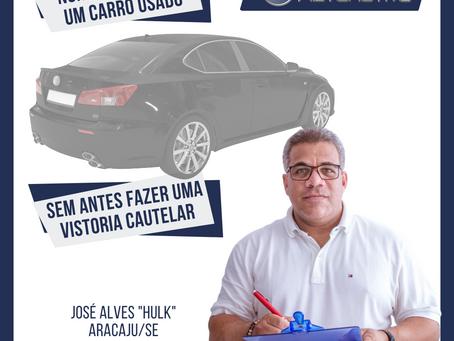 Unidade Franqueada - Aracaju - Sergipe - Perito Automotivo®