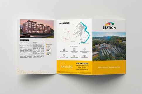 Brochure 6 pages