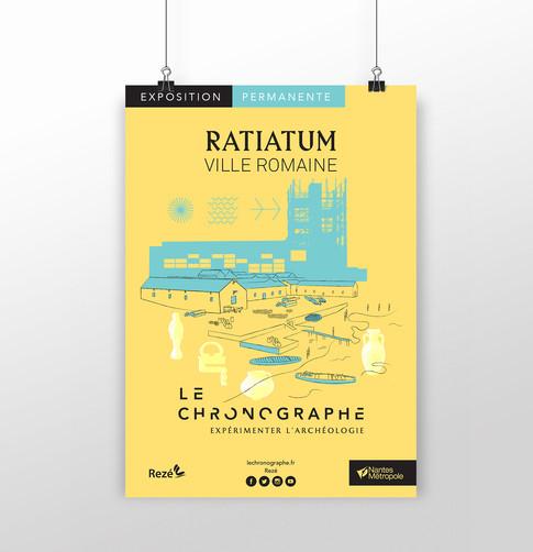 Ratiatum - Campagne de communication