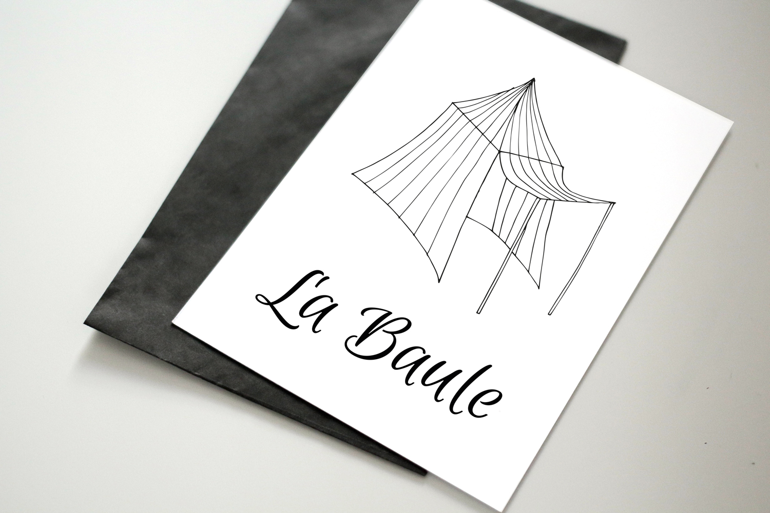 Illustration La Baule