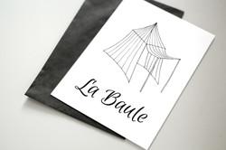 Illustration La Baule