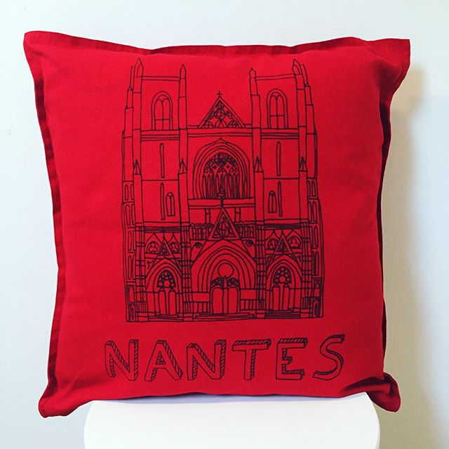 coussin-cathedrale-rouge