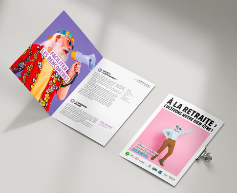 Brochure 24 pages - CLIC