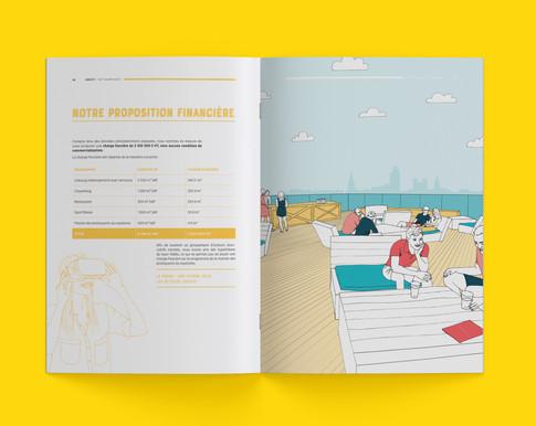 Brochure projet immobilier