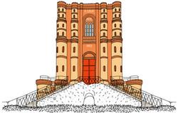 Le Sanctuaire de la Salette