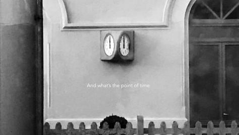 It is always 12 o'clock.