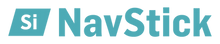 NavStick logo image
