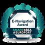 SMART4SEA E-Navigation Award logo