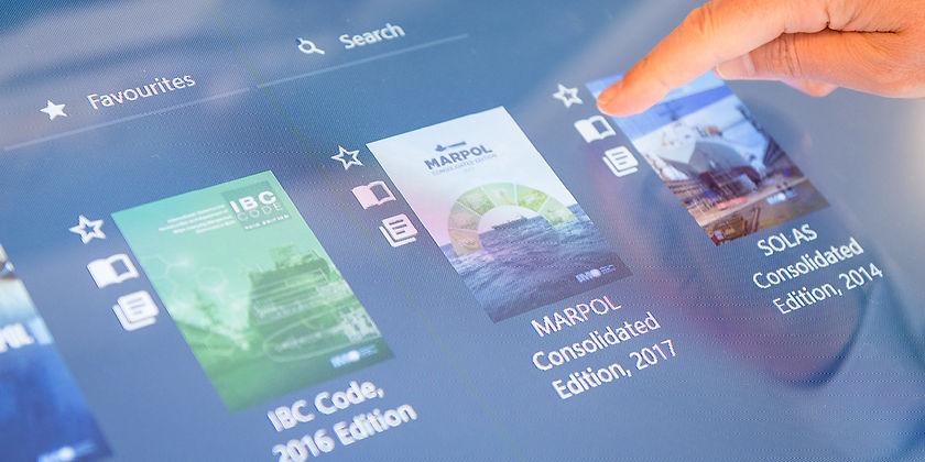 Banner image of NavStation ePub reader screenshot