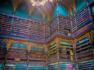 Bibliothèque Royale Rio Brésil