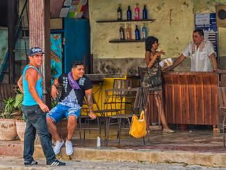 Bar La Havane Cuba