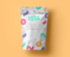 BabyFace Beauty package design