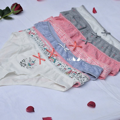 Cotton Panties Pack of 7