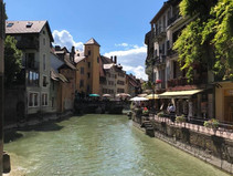 Annecy, the city where life is good!