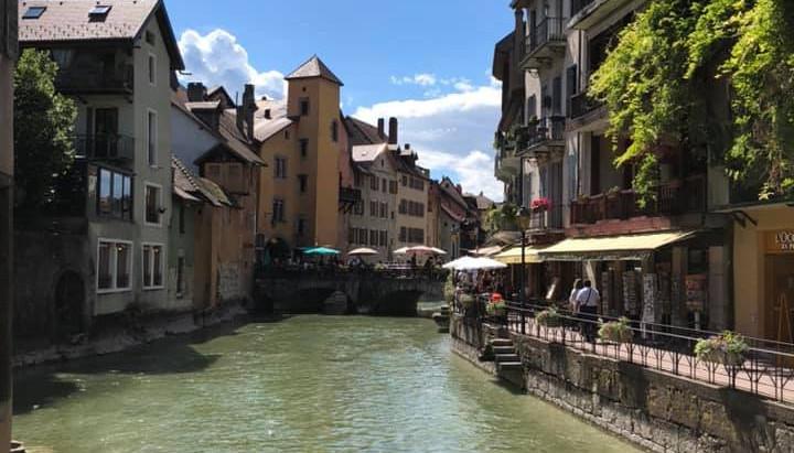 Annecy, la ville ou il fait bon vivre !