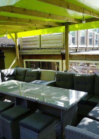 terrasse VIP