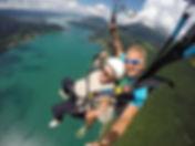 Parapente Lac Annecy