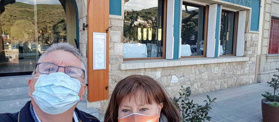 Petite virée au restaurant en Espagne