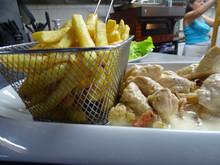 Savoyard chicken