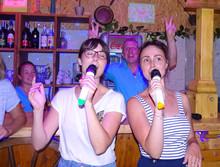 karaoké de filles