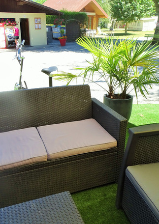 terrasse restaurant extérieure