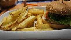 Hamburger Pommes