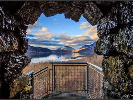 La réserve naturelle du bout du lac