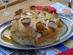 Norwegian omelette