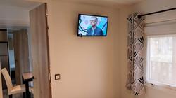 Tv dans la chambre