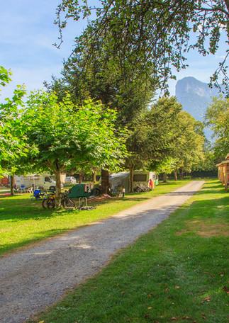 camping au coeur de la nature