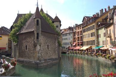 Alte Gefängnisse von Annecy