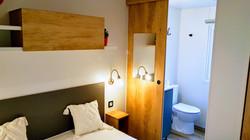 Chambre avec salle d'eau